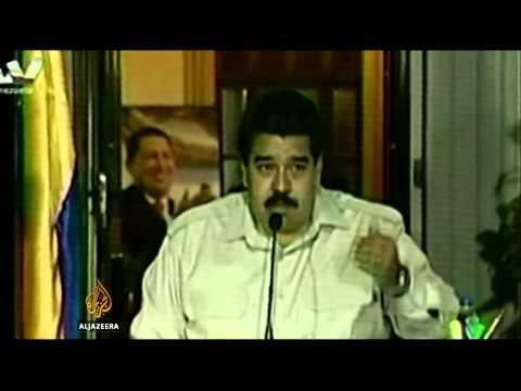 Video shows arrest of opposition figure in Venezuela