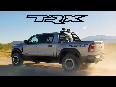 2021 RAM 1500 TRX – The Most Powerful Pickup Ever!