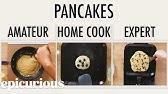 4 Levels of Pancakes: Amateur to Food ScientistEpicurious