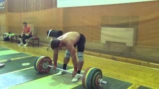 Klokov Dmitry - 190 kg  (19.07.2013)