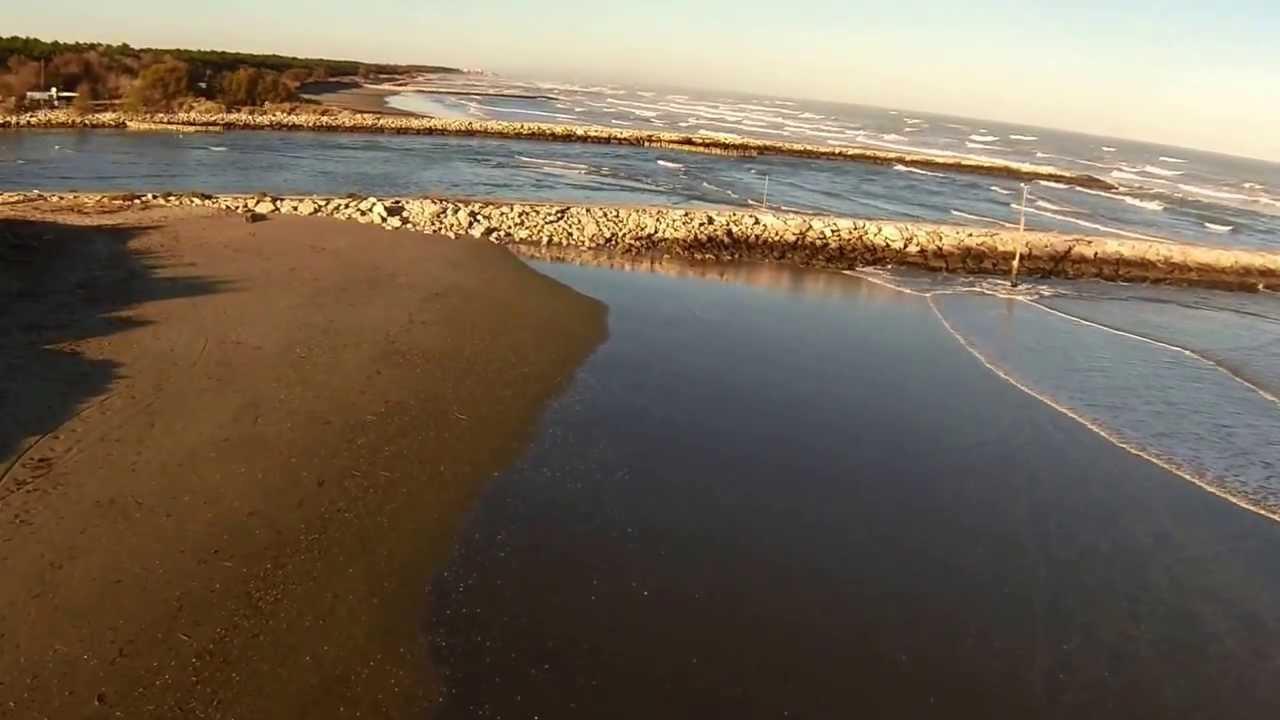 Riprese con drone bagno mercurio marina romea ra youtube - Bagno mercurio marina romea ...
