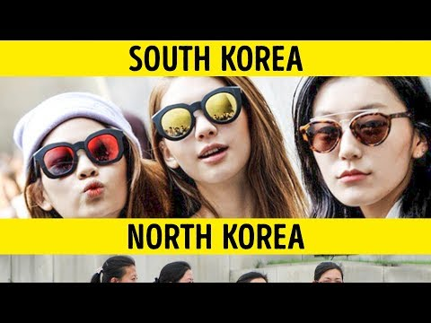 15 Changes In North and South Korea After Separation