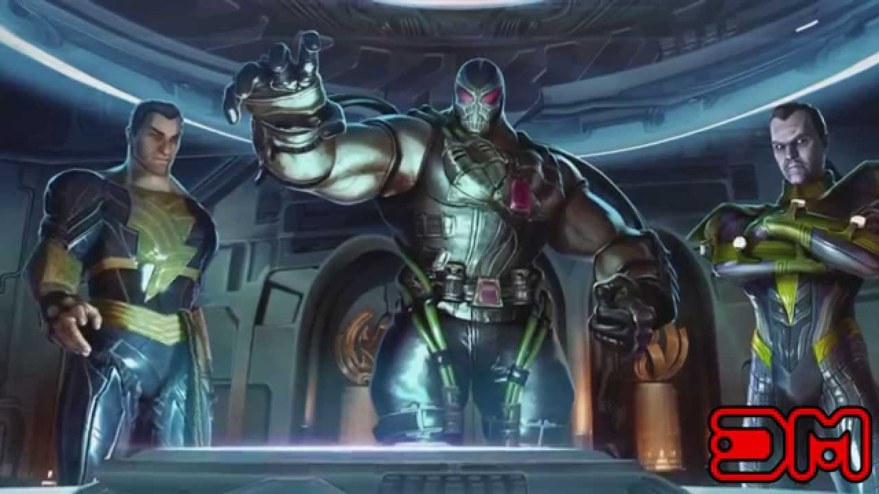 Injustice Gods Among Us Ultimate Edition Cheats Codes Cheat Codes Walkthrough Guide Faq Unlockables For Pc