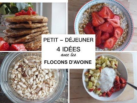4-petits-déjeuners-aux-flocons-d'avoine