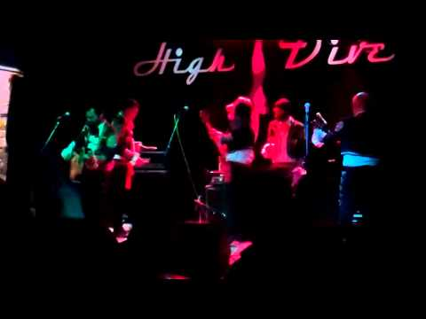 Cinco Gringos @ High Dive 03/29/14