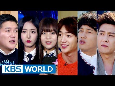 Entertainment Weekly | 연예가중계 - Seo Kangjun, Cho Saeho, Cha Taehyun [ENG/2016.05.29]