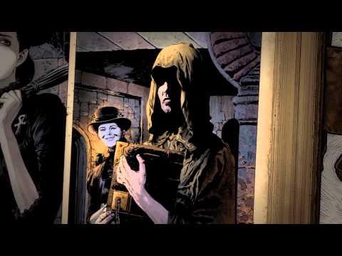 DC & Vertigo Comics Sandman Commercial Spot