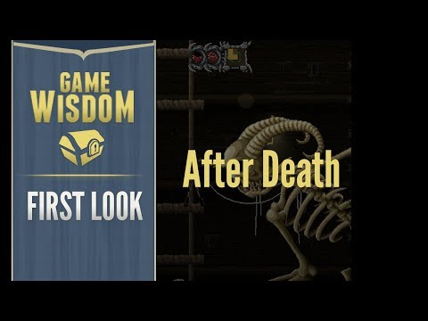 First Look at After Death -- Burying Your Metroidvania