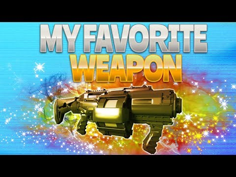 MY FAVORITE WEAPON (Fortnite Battle Royale)