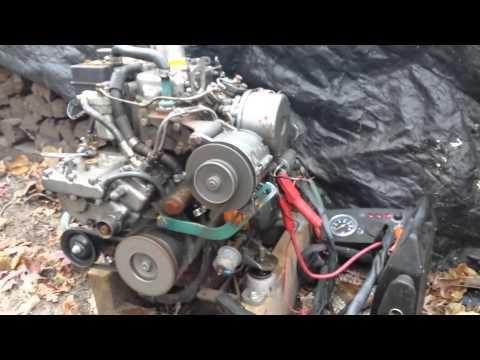 Yanmar Marine Diesel