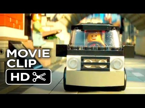 The Lego Movie CLIP - Everything Is Awesome (2014) - Chris Pratt, Morgan Freeman Movie HD