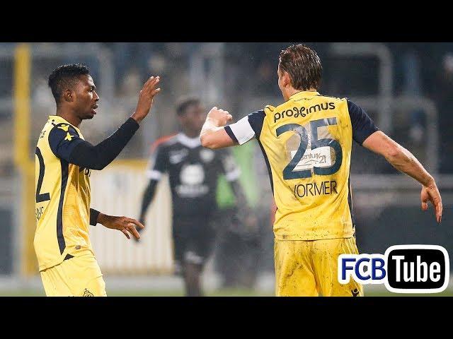 2017-2018 - Jupiler Pro League - 17. AS Eupen - Club Brugge 2-2