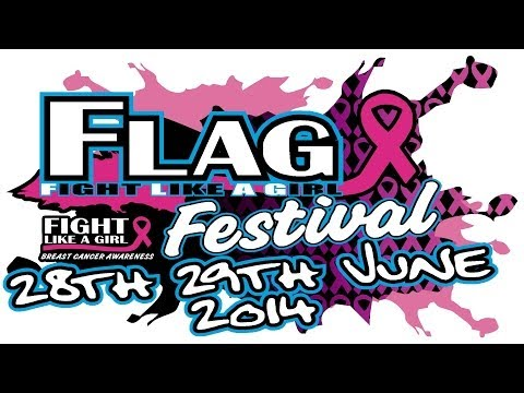 Official Fight Like A Girl Fest at Baskerville Hall 2014