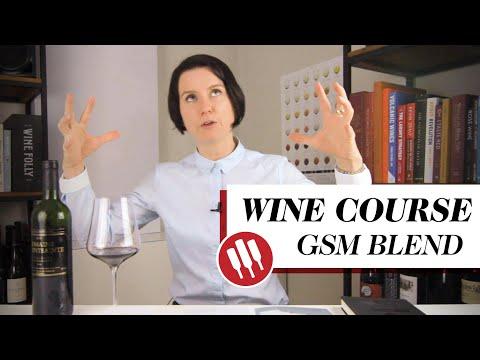 Wine Course - Rhône / GSM Blend