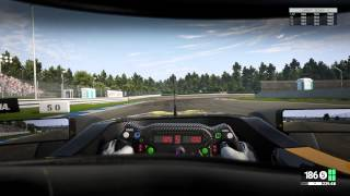 Project CARS - Pit Box