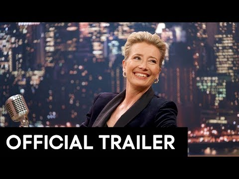 Emma Thompson runs the show as an equal opportunity abuser in 'Late Night'