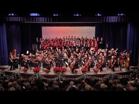 Town & Country Symphony Orchestra Christmas Concert - December 17, 2017