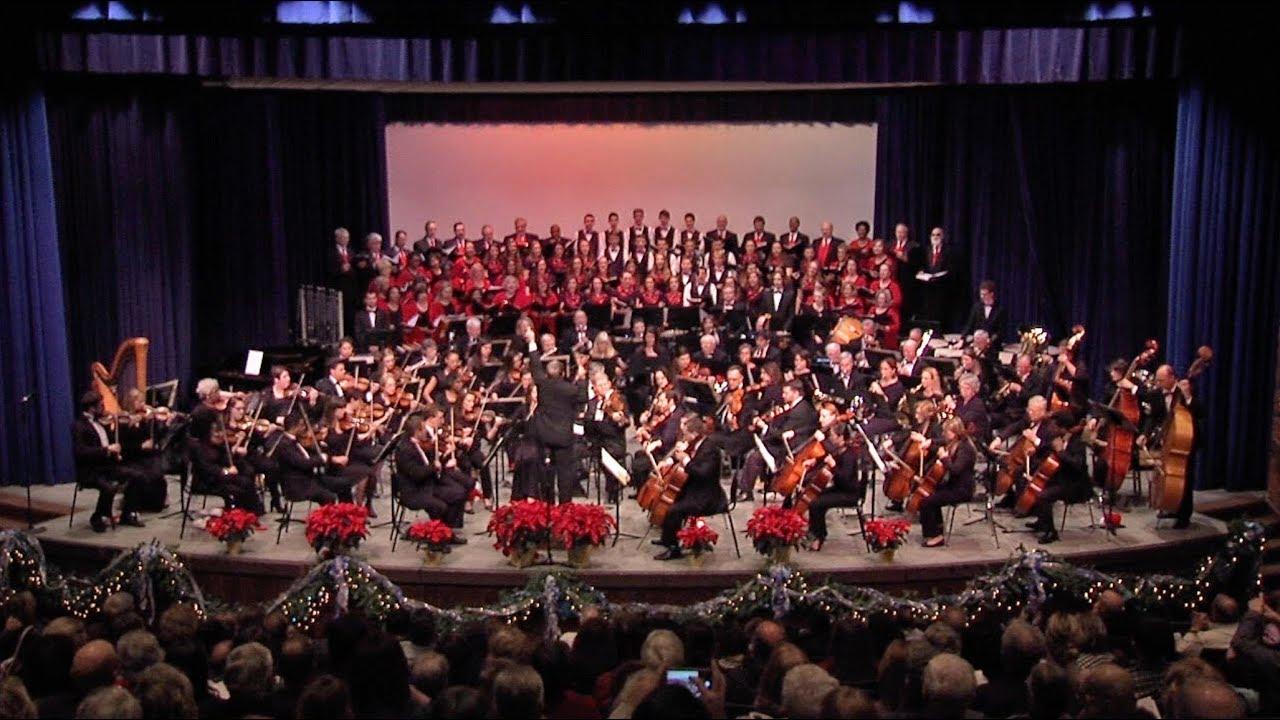 Symphony Orchestra Christmas Concert
