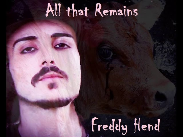 Freddy Hend |  All That Remains (Official video) etichetta indipendente EnZoneRecords