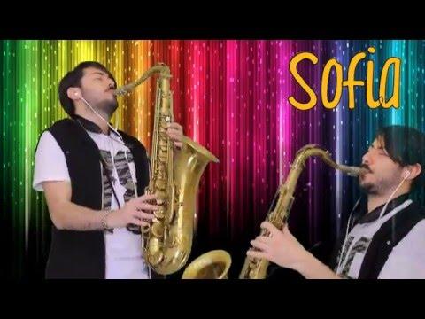 Sofia - Alvaro Soler (Remix Sax Cover Daniele Vitale)