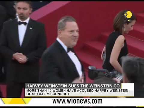 Harvey Weinstein sues The Weinstein Co.