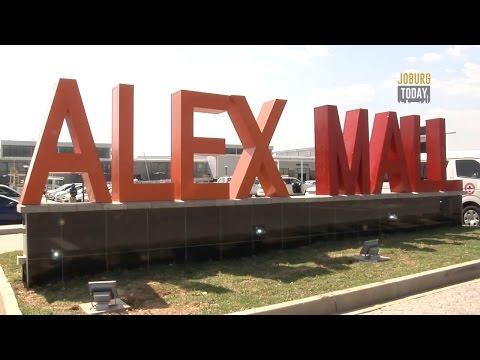 CITY NEWS - ALEX MALL OPENING