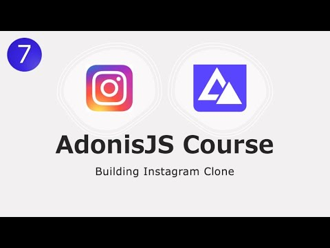 AdonisJS Crash Course (Build Instagram Clone) -  Silent Middleware