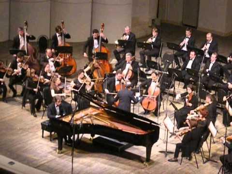 L.van Beethoven - Piano Concerto № 1, op.15 - Ilya Rashkovsky, Musica Viva