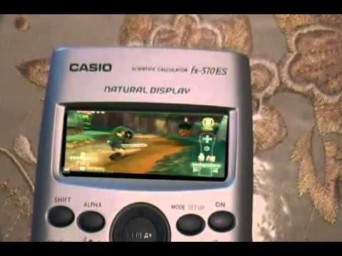 games casio fx 9860g2 downloaden