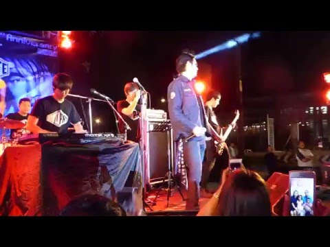 Noom Sornram : จุ๊บ (Jub) rock version(88 Cafe Phuket) 27/2/16)