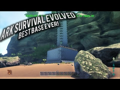 Ark: Survival Evolved: Best Base Ever On Xbox One