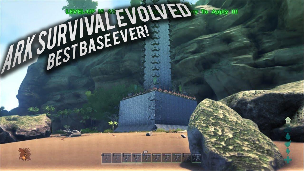 ARK: Survival Evolved: best base ever on Xbox one