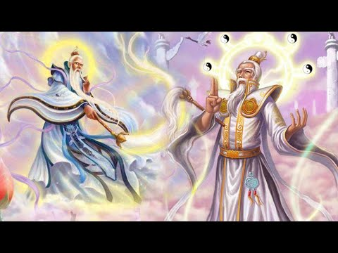 Truyền Thuyết Về Hồng Quân Lão Tổ, Nguyên Thủy Thiên Tôn, Thái Thượng Lão Quân, Và Thông Thiên Giáo