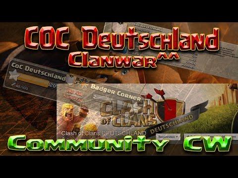 Gnadenlos || Clash of Clans Deutschland Community CW der Facebook Gruppe