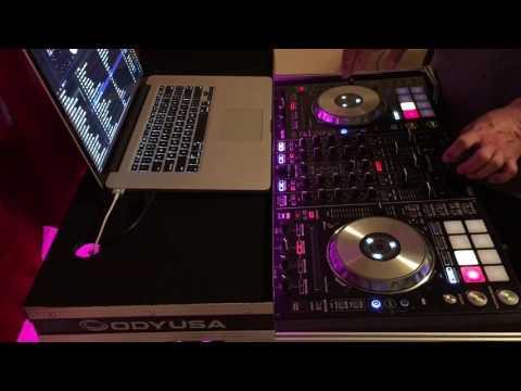 Pioneer DDJ-SX2 Scratch Practice 2 Mp3