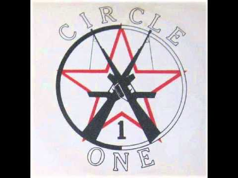 Circle One - Patterns of Force Lp 1983 full