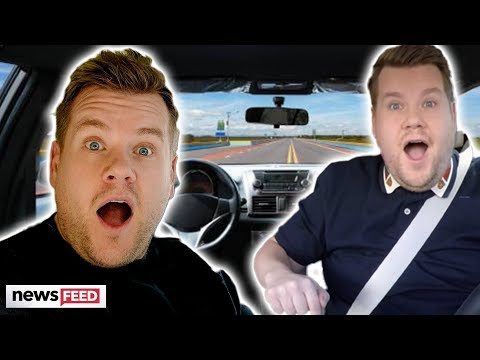 James Corden's 'Carpool Karaoke' Is FAKE!