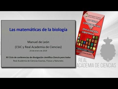 Manuel de León Rodríguez, 24 de enero de 2019.3ª conferencia delXV CICLO DE CONFERENCIAS DE DIVULGACIÓN CIENTÍFICA.CIENCA PARA TODOS 2019▶ Suscríbete a nuestro canal de YouTubeRAC: https://www.youtube.com/RealAcademiadeCienciasExactasFísicasNaturale
