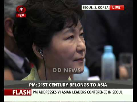 PM in South Korea: At the VI Asian Leadership Conference
