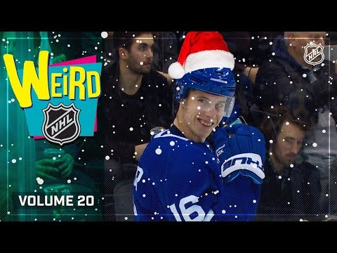 Weird NHL Vol. 20: 'Tis the Season for Weird!