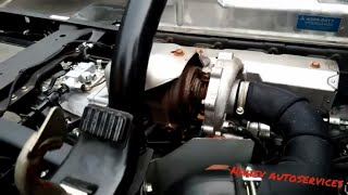 Perbedaan Turbo Charger Truck Colt Diesel Canter Type HD vs HD - L