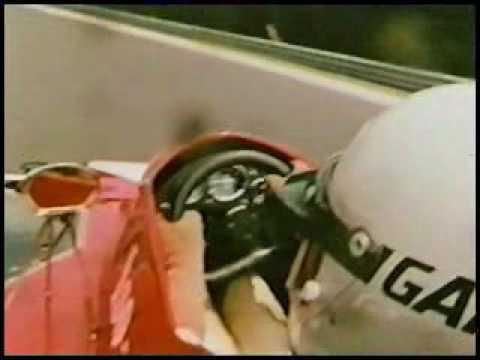 1973 Formula1 GP Nurburgring Jackie Stewart onboard lap commentary