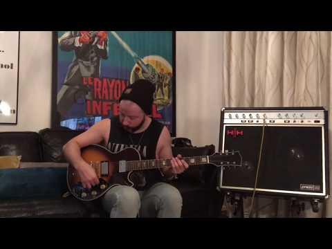 Vintage Univox / Kay Effector Guitar