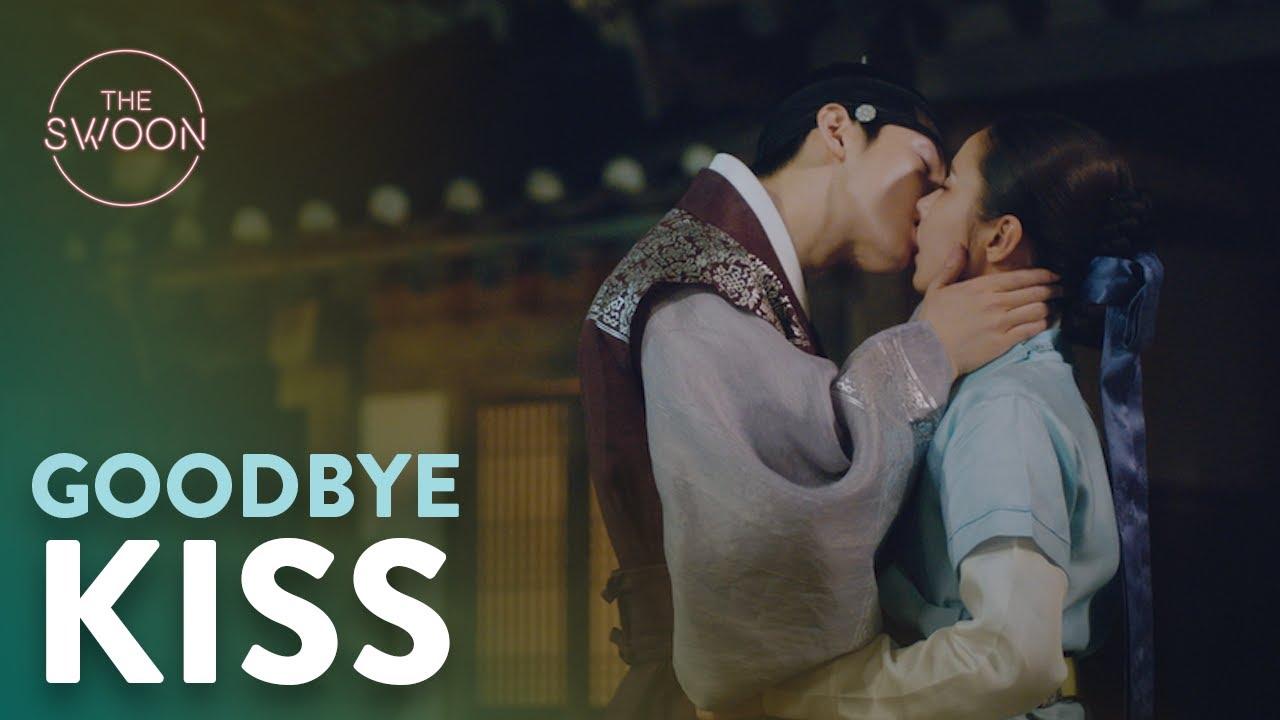 Download Cha Eun-woo kisses Shin Sae-kyeong goodbye | Rookie Historian Ep 20 [ENG SUB]