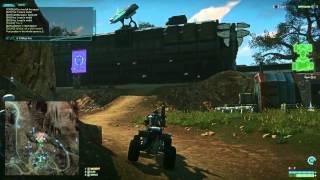Planetside 2 Beta PC 2012 - Gameplay 1 [HD]