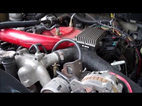 HX35 TURBO UPGRADE - 6.5 Diesel