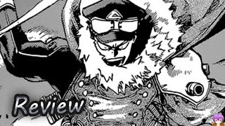 Boku no Hero Academia Chapter 104 Manga Review - 120 Down In Seconds