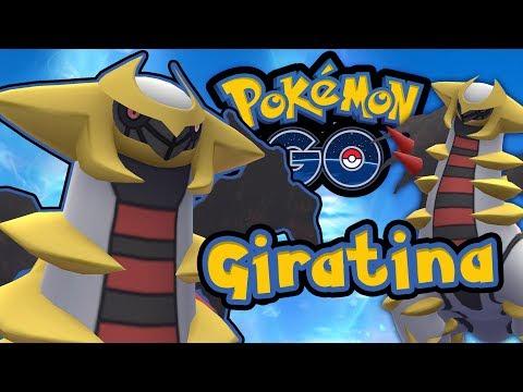 Giratina kommt zurück, Wandelform und Urform   Pokémon GO Deutsch #934