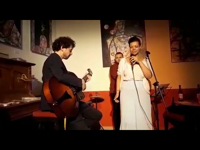 Gur Liraz Trio ft. Amanda Becker - Gee Baby Ain't I Good for You