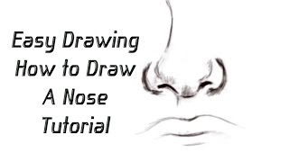 nose drawing draw drawings paintingvalley